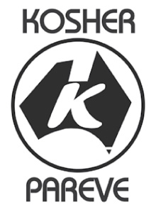 Kosher Pareve Certified